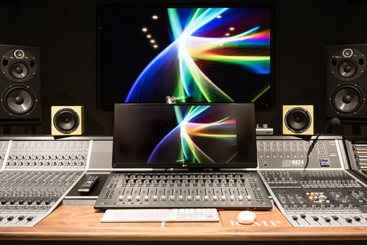 ICMP Music Production Studio