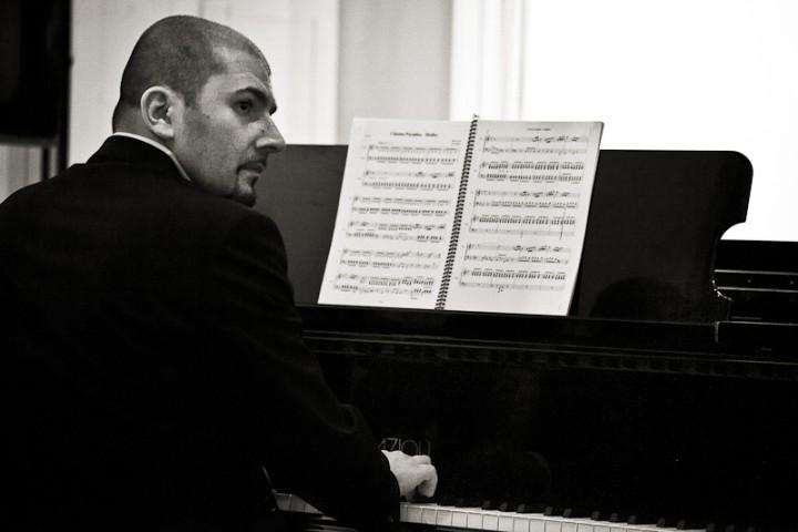Maurizio Malagnini | Arranging & Composing | ICMP London