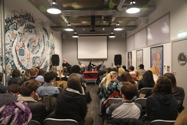 Industry Panel @ Tileyard Studios