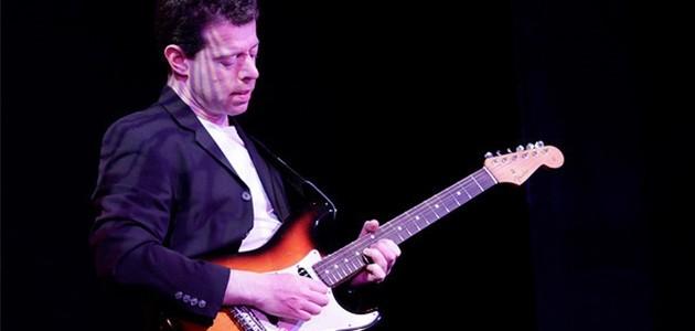 Andy Saphir | Guitar Tutor | ICMP London