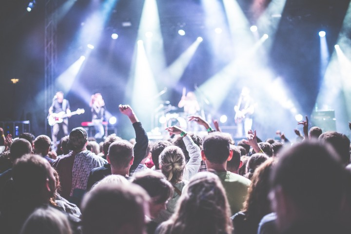 Top tips to help you prepare to play a music festival