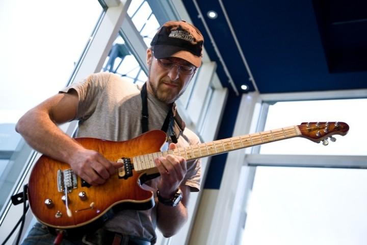Dario Cortese   Guitar Tutor   ICMP London