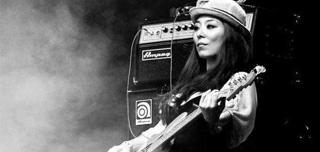 Jihea Oh bass player