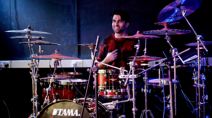 Kaz Rodriguez Masterclass | ICMP London