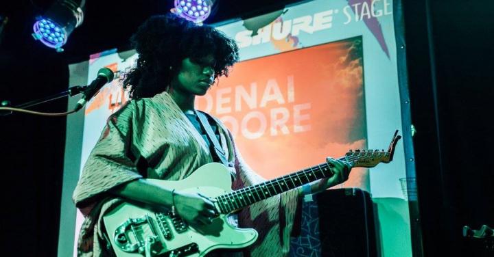 Denai Moore | LIve & Loud Festival | ICMP London