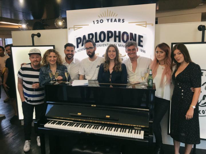ICMP graduate Sarah Close signs deal with Parlophone