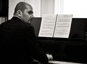Maurizio Malagnini   Arranging & Composing   ICMP London
