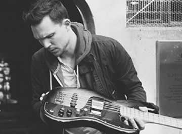 Ben Jones | Bass Tutor | ICMP London