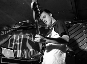 Ellis Mortimer | Bass player | ICMP London