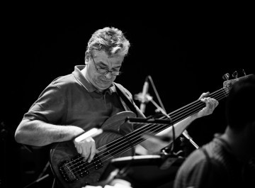 Laurence Cottle | Bass Tutor | ICMP London