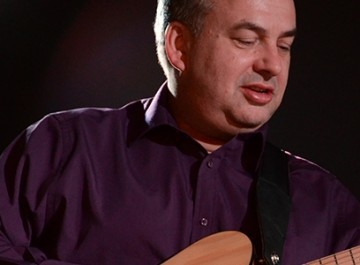 Lee Hodgson | Guitar Tutor | ICMP London