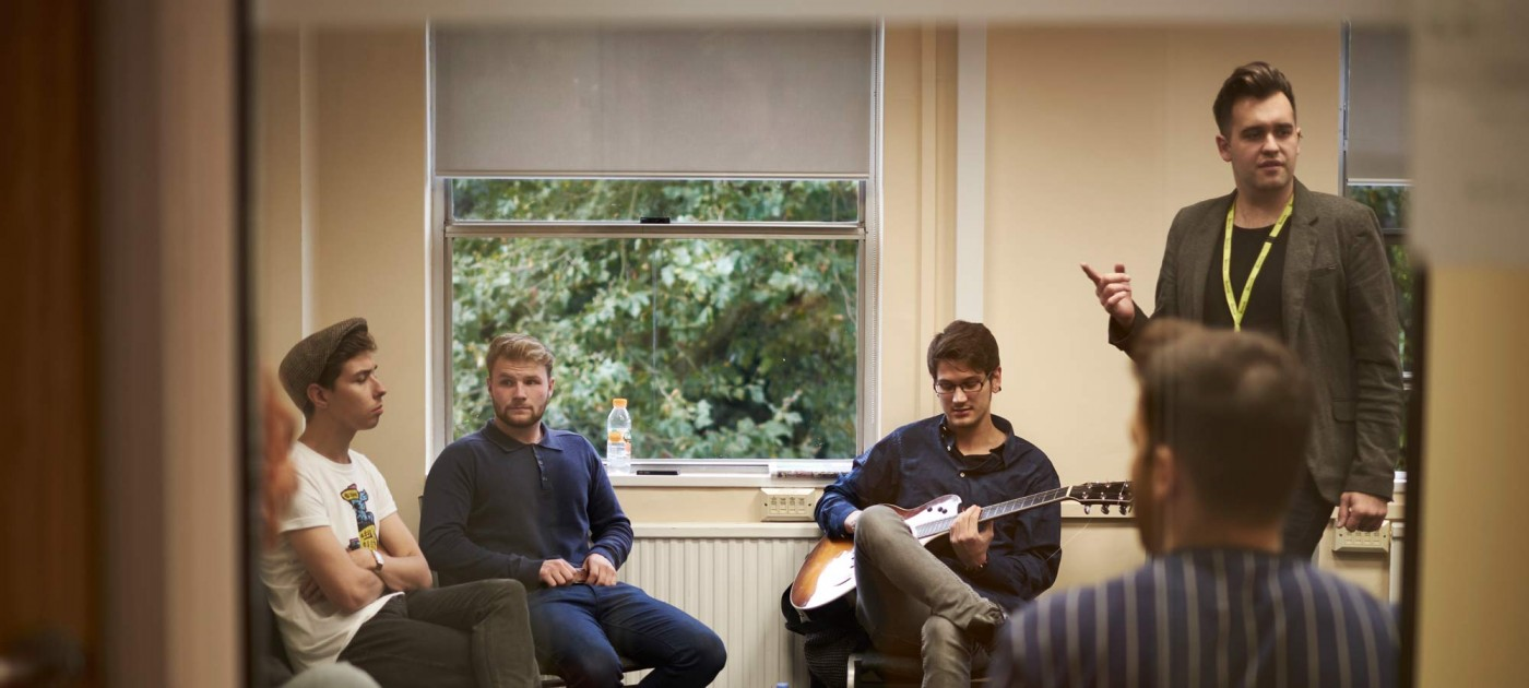 Teaching Studios ICMP Music School London