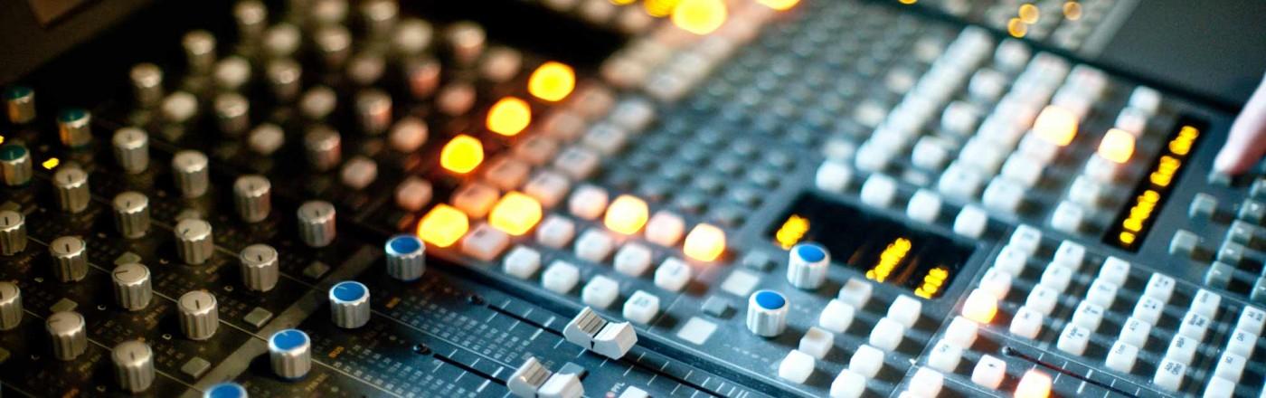 Recording Studios at ICMP