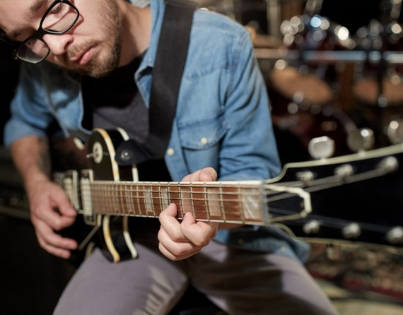 Electric Guitar Lessons | Learn Electric Guitar | ICMP London