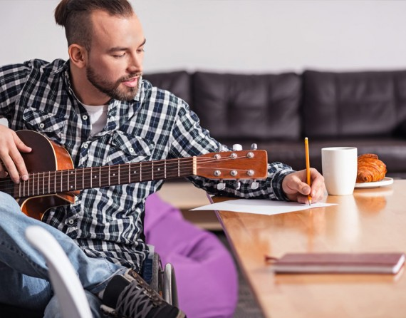 Flexible Learning | Guitar | Songwriting Online Courses