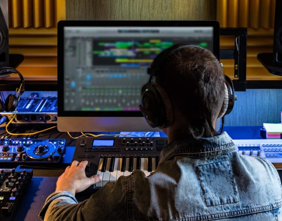 Music Technology Courses | Music Recording Degree | ICMP Music School